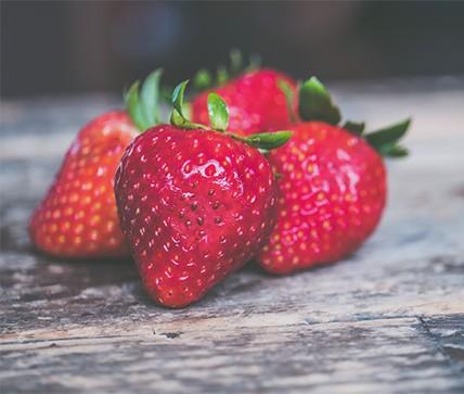 Le pouvoir des fruits rouges