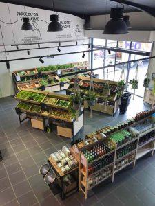 magasin bio Aix en Provence