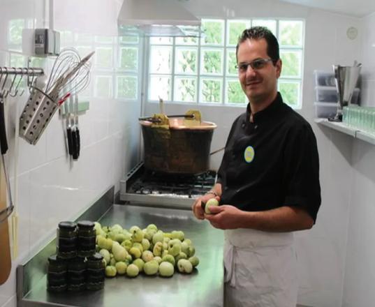 Rencontrez nos producteurs : Daniel, artisan confiturier Gourmandises du grand Puech