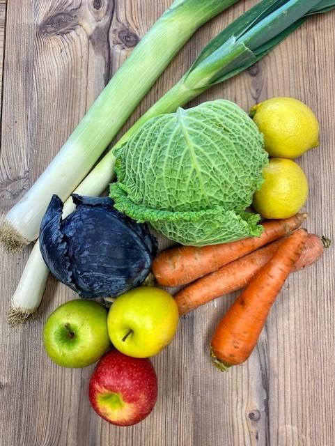 Les 5 fruits et légumes detox de l'hiver