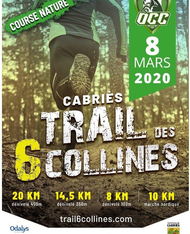 Partenaire du Trail des 6 Collines